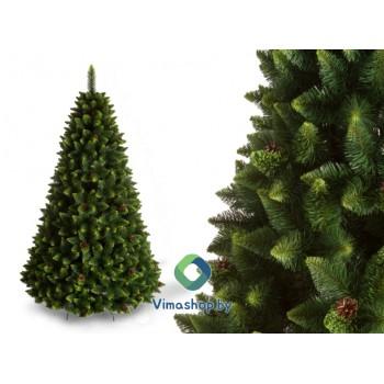 Сосна искусственная GreenTerra Хрустальная зеленая 1.0 - 3 м