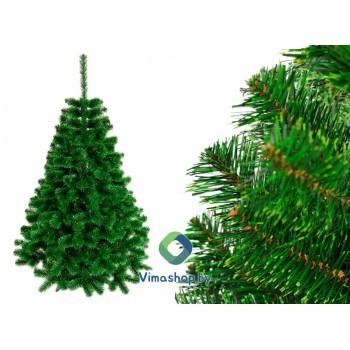 Ель искусственная GreenTerra с зелеными концами 1.0 - 2.5 м